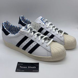 NEW Adidas Superstar 80's Have A Good Time